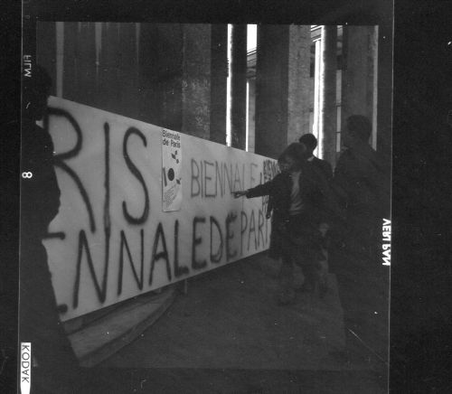 Séminaire - « 1959-1985, au prisme de la Biennale de Paris » Les manifestations alternatives et la Biennale de Paris
