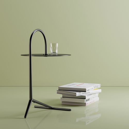MELT table en suspension par OITO Studio