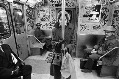 Inteview - The Eyes of the City par le street photographe Richard Sandler