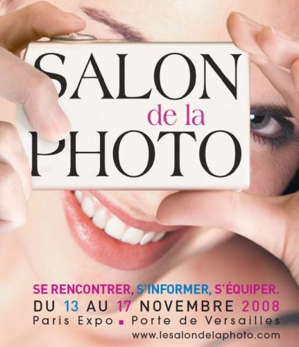 Les affiches du Salon de la Photo