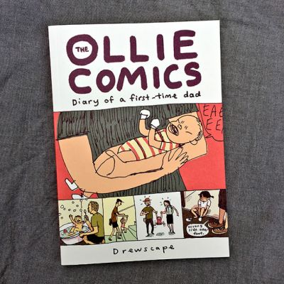 The Ollie Comics: Diary of a first-time dad