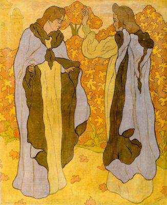 Paul RANSON Annonciation 1895