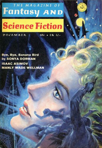 Emsh - The Magazine of Fantasy and Science Fiction, 12/1969