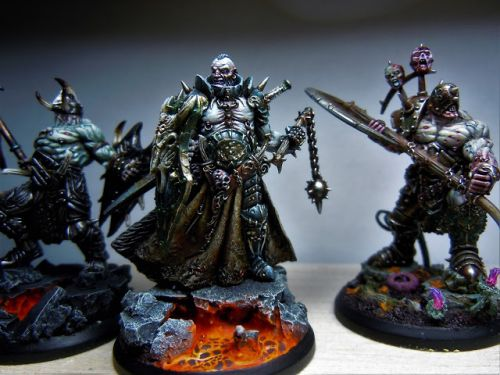 ABRAXAS painted by MARTIN GRANDBARBE!