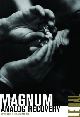 20 invitations pour Magnum Analog Recovery, LE BAL