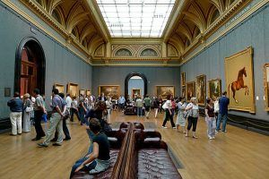 London National Gallery Curatorial Traineeships