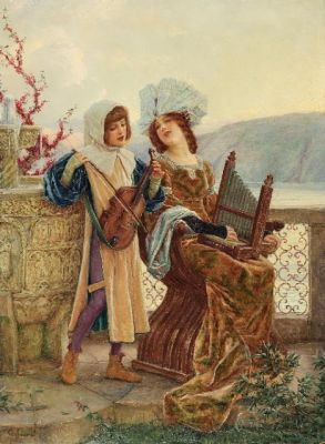 Cesare Saccaggi - The Duet