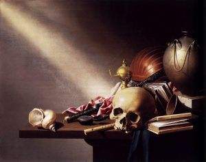 "Conférence:  « Vanity of vanities,. all is vanity"". Breath, Time, and Standstill in the Baroque Vanitas Still Life »"