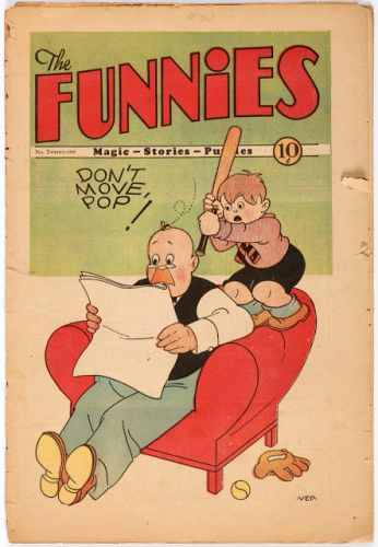 The Funnies No 21 - Dell, 1930