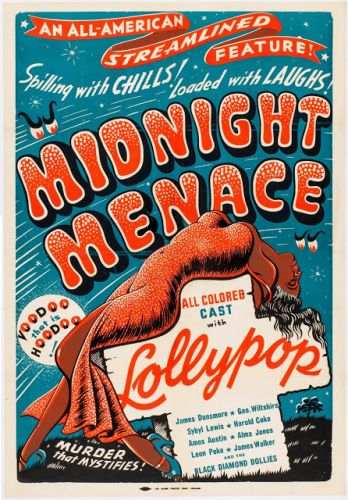 Midnight Menace - All-American, 1946