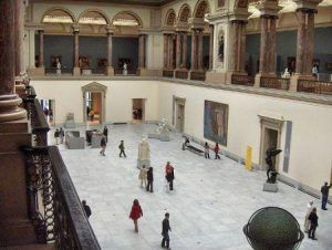 Bourse:  Getty Curatorial Fellow, Royal Museums of Fine Arts of Belgium, Brussels