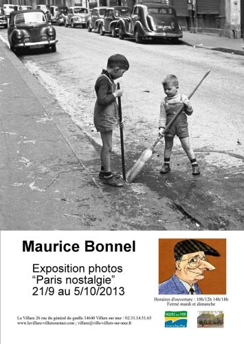 Maurice BONNEL (1923-2019)