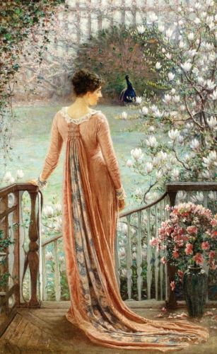 William John Hennessy - A Spring Fantasy