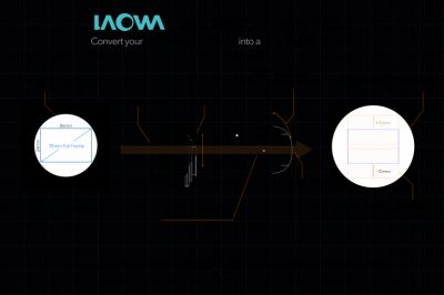 Laowa Magic Shift Converter:  le décentrement pour Sony E