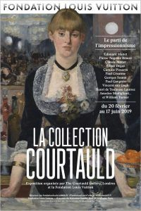 Symposium:  « La Collection Courtauld:  le parti de l'impressionnisme »