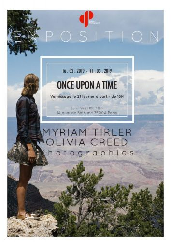Exposition - Once Upon a Time par les photographes Myriam Tirler et Olivia Creed