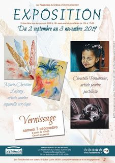 EXPOSITION EVASIONS COLOREES