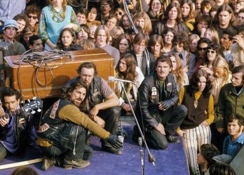 The Rolling Stones' Altamont Free Concert - 1969/12/06