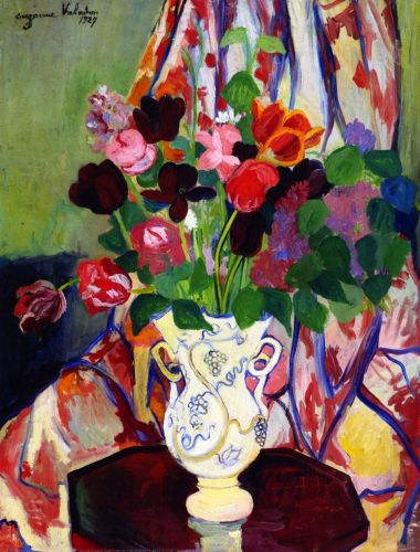 Suzanne VALADON Bouquet of Tulips