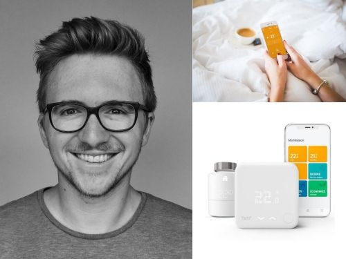 INTERVIEW:  Chris Baumann, le Design chez TADO