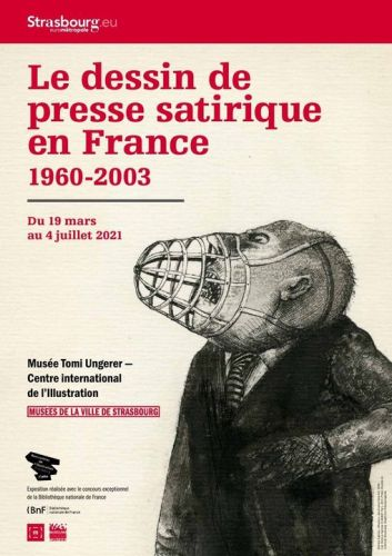 «Le dessin de presse satirique en France 1960-2003»