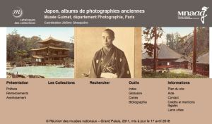 Appel à communication:  Photography in Asia 1839-1939