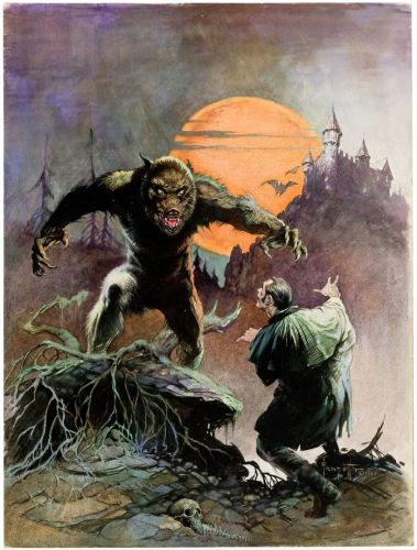 Frank Frazetta - Creepy No 04 - Warren, 1965