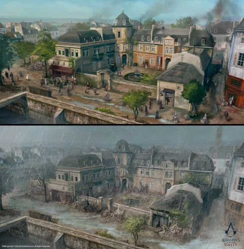 Assassin's Creed Unity Update Part 3