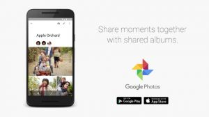 Albums partagés: Google rend son application Photos plus collaborative