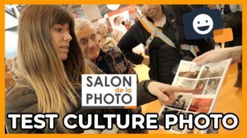 Enquête culture photo au Salon de la Photo:  avez-vous les bases ?