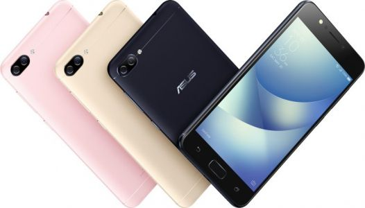 Asus Zenfone 4:  6 versions et des ambitions en photo