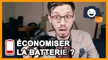 Comment économiser la batterie de son appareil photo