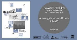 Exposition REGARDS à Alençon