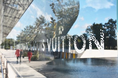 Reportage:  Fondation Louis Vuitton, Paris
