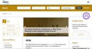 Appel à contribution:  Global Art Market in the Aftermath of Covid-19