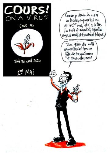 Cours ! On a virus - Jour 50