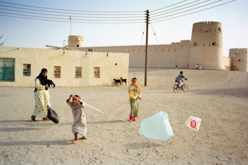 IAN BERRY/MAGNUM PHOTOS - Ras al-Hadd near Sur, Oman. 2004