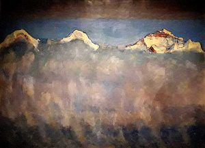 Appel à communication:  Mountain Terrains in the History of Art
