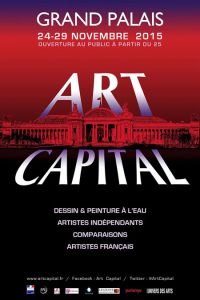 ART EN CAPITAL - 2015 - PARIS GRAND PALAIS
