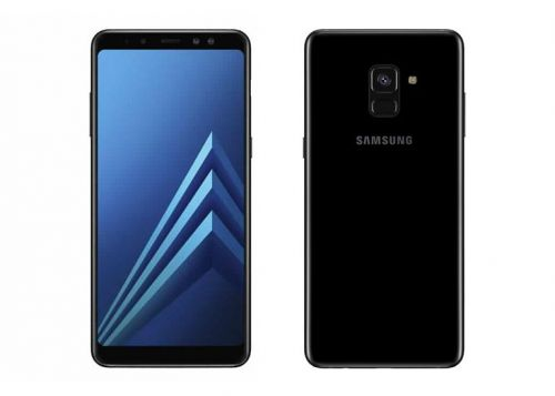 Le Samsung Galaxy A8 (2018) disponible à 499 €