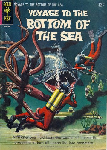 VOYAGE TO THE BOTTOM OF THE SEA - 1965