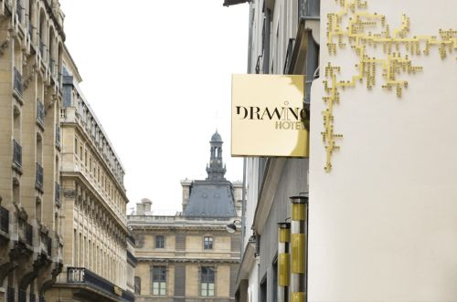DRAWING HOTEL ET DRAWING LAB