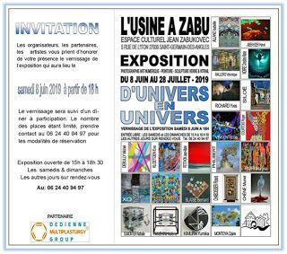 Nouvelle expo à Saint Germain des Angles (27)