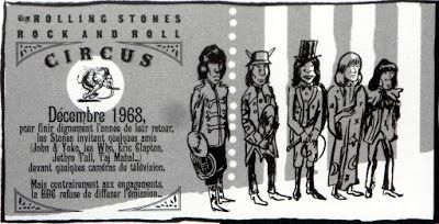 It's only rock'n roll circus