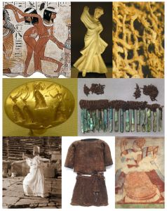 Appel à Contributions:  « Textiles in Motion. Dress for Dance in the Ancient World », Ancient Textiles Series, Oxbow Books