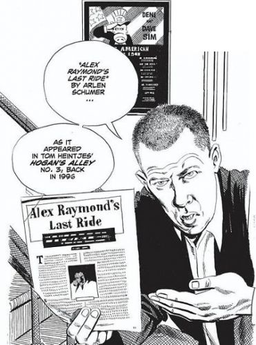 Moment of Dave Sim